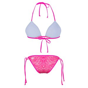 d15963e2dbb41 Breast Bubble Gum Bikini Set • AtlanticoGear.com