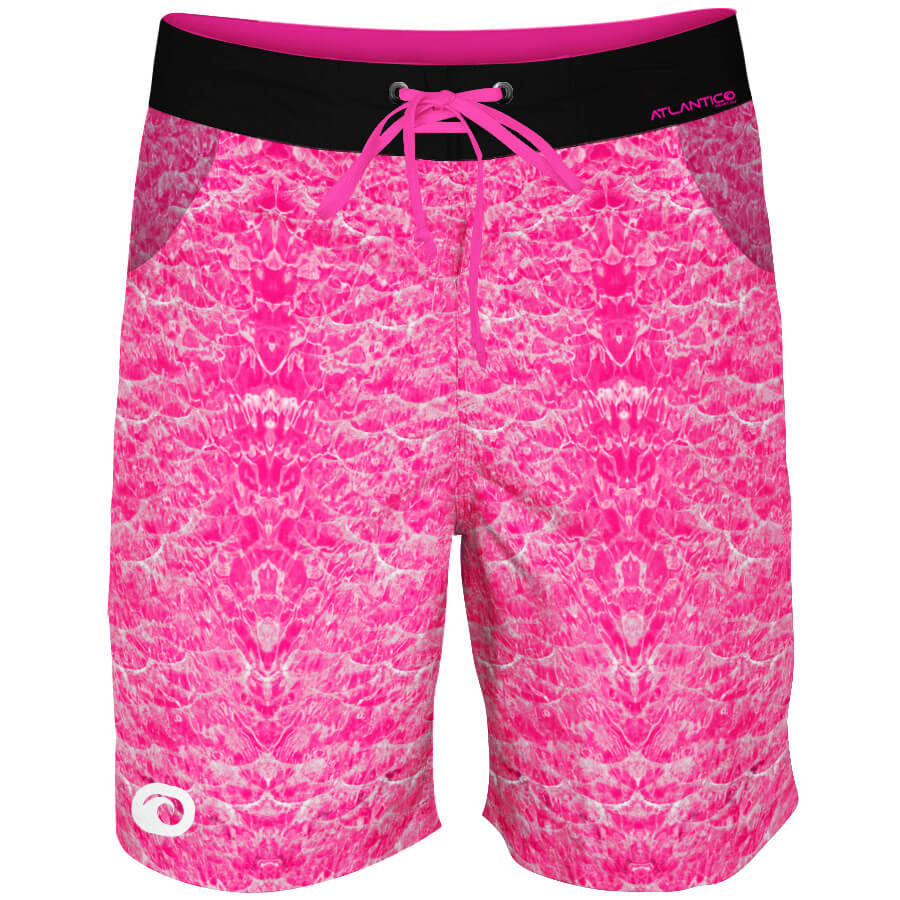 e5d70be1a9837 Breast Bubble Gum Boardshorts • AtlanticoGear.com