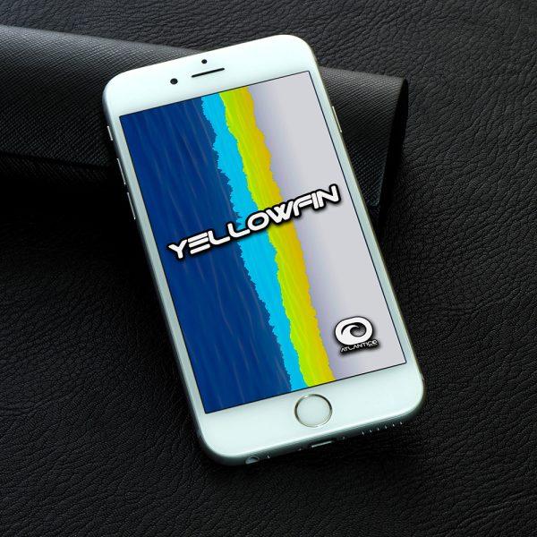 Yellowfin Tuna Phone Wallpaper