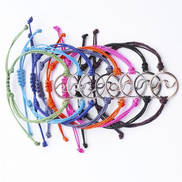 AtlanticoGear.com Wave Bracelet